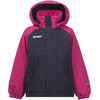 Bergans Storm Insulated Kids Jkt Hot Pink/Navy